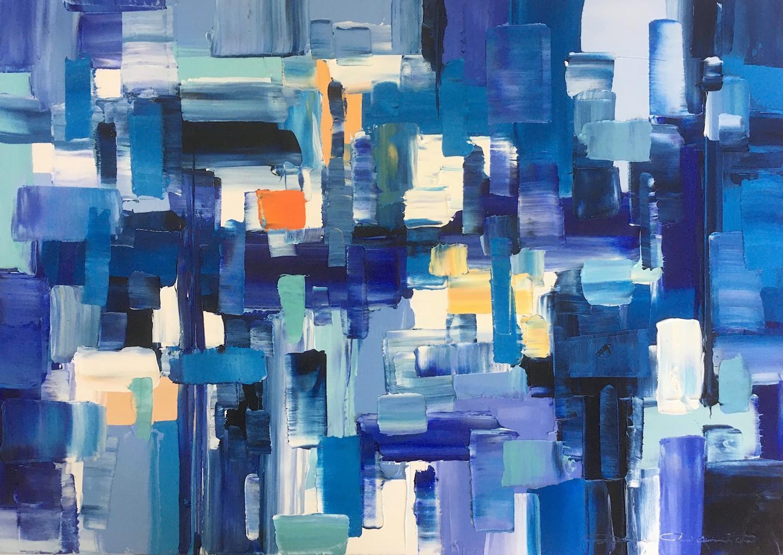 Dam Domido - Blue dream