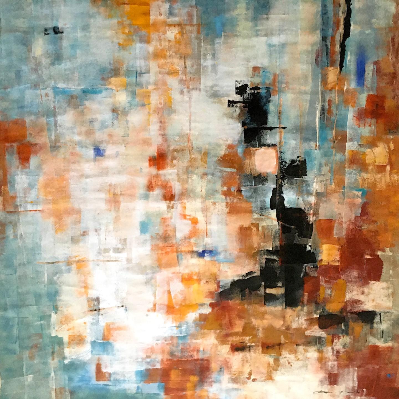 Dam Domido - Composition abstraite 200 192