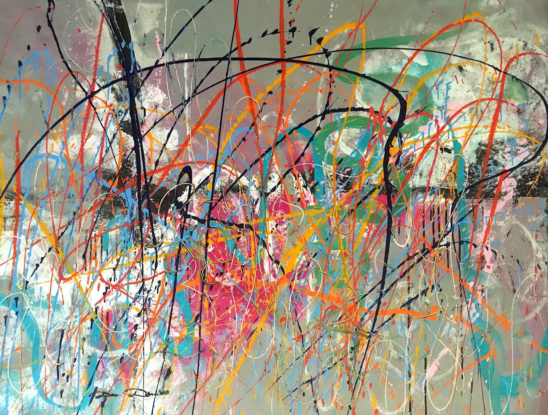 Dam Domido - L'énergie des couleurs