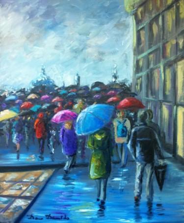 Venise, la valse des parapluie