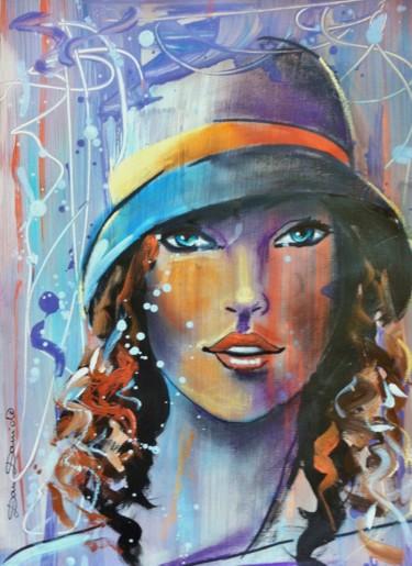 No se....portrait expressionniste par Dam Domido