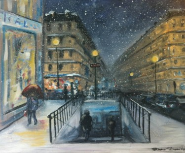 """Paris, métro, boulot, dodo..."""