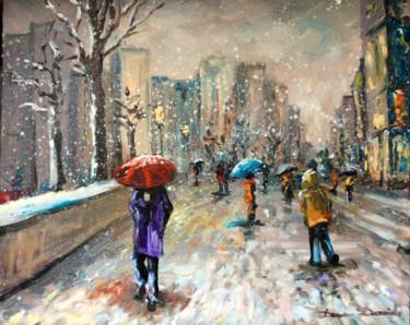 New York, l'hiver s'installe