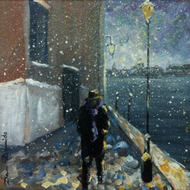 Venise, crépuscule en décembre...
