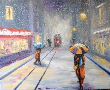 Gdansk, le tramway de 18h00...par Dam Domido