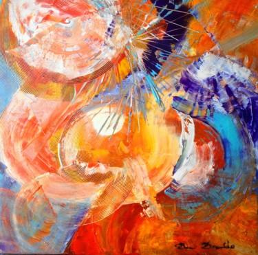 Circles abstraction lyrique par Dam Domido