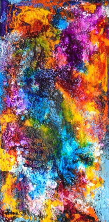 """Transmutations..."" abstraction lyrique par Dam Domido"